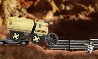Camion sur Mars