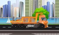 Camion livreur