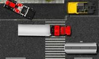 Parking de camion lourd
