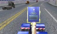Course de camion