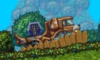 Camion qui transporte des animaux