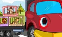 Camion de cirque