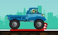 Conduire une camionnette
