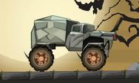Camion écrase les zombies