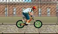 BMX libre en ville
