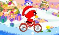 Vélo Angry Birds