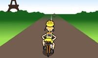Tour de France en vélo