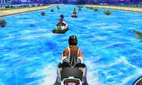 Course de Jet Ski 3d