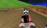 Course de Quad 3D