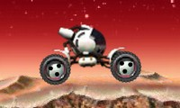 Buggy sur Mars