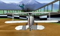 Course avion 3D