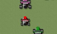 Kart avec Mario