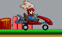 Mario Kart Cross