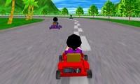 Karting en 3D