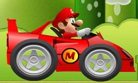 Voiture Cross Mario
