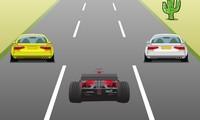 Formule 1 sur autoroute