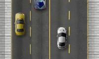 Course poursuite sur autoroute