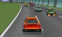 Voiture de course 3D