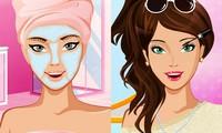 Beauté, maquillage et habillage