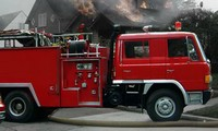 Camion de pompiers Iveco