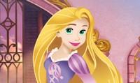 Habillage Princesse Raiponce