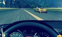 Simulation de voiture de course 3D