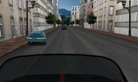 Voiture 3D à conduire en ville