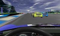 Course de voiture 3D