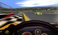 Piloter une voiture de course 3D