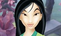 Maquillage Princesse Mulan