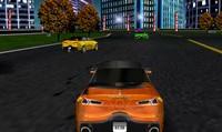 Course de voitures 3D à Tokyo