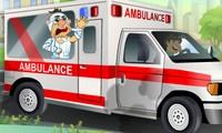 Conduire une ambulance