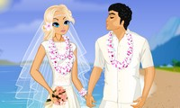 Habillage de couple marié