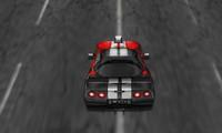 Conduire une voiture de sport 3D