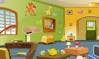 Evasion chambre colorée