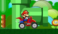 Mario en quad