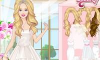 Habiller une mariée