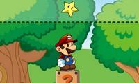 Mario attrape les étoiles