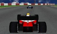 Conduite de F1 sur circuit