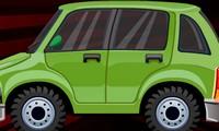 Réparer une petite voiture