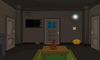 Evasion maison halloween