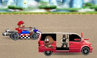 Mario course poursuite