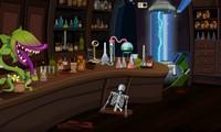 Evasion de l'atelier de l'alchimiste