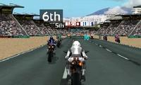 Moto de course 3D