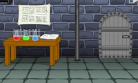 Evasion rapide du laboratoire