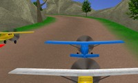 Avion de course 3D
