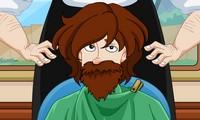 coiffure homme jeux
