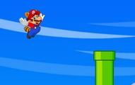 Flappy Bird Mario