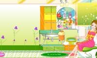 Evasion de la salle de bain en or jeu flash gratuit - Jeux de chambre een decorer ...