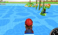 Course de Jet Ski Mario